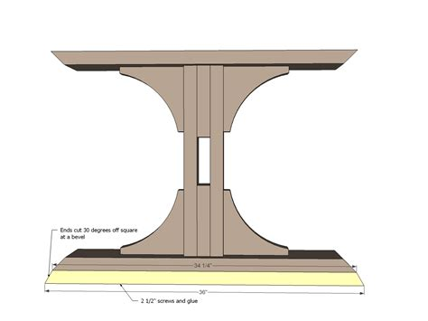 pedestal table base ideas amazing pedestal table base ideas hd9l23 tjihome