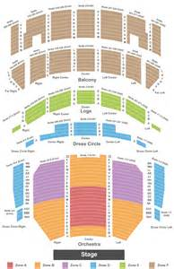 Chicago Theater Seat Map by Oriental Theatre Seating Chart Oriental Theatre