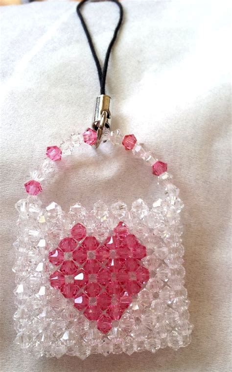 1000 images about bead patterns mini handbag on