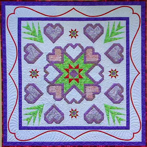 saguita quilts nuture is a cover quilt