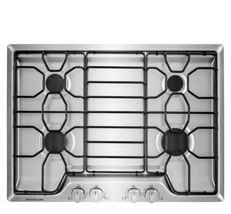 Frigidaire Gas Cooktop - frigidaire 30 gas cooktop stainless steel ffgc3010qs