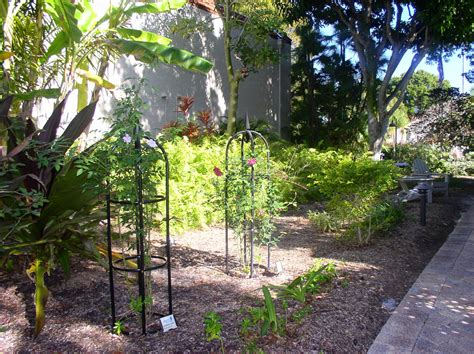 Sanibel Island Botanical Garden Florida Flowers And Gardens Botanical Gardens At Sanibel Moorings