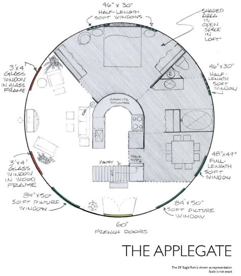 yurt floor plans pinterest the world s catalog of ideas