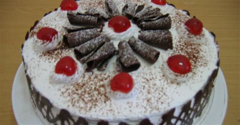 membuat hiasan kue resep kue tart coklat resep masakan