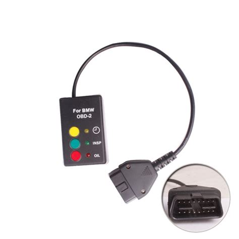 reset tool obd2 obd2 inspection oil service reset tool for bmw after 2001