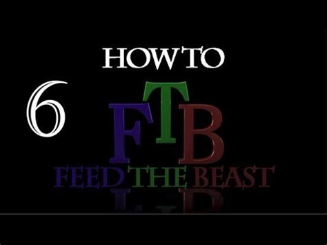 how to feed the beast in minecraft buildcraft pump and