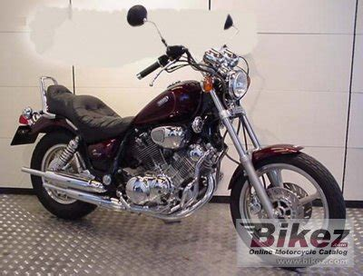1993 yamaha xv 750 virago specifications and pictures