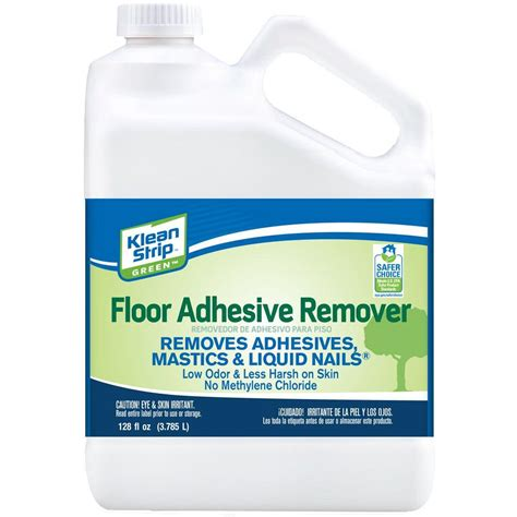Flooring Adhesive Remover by Klean Green 1 Gal Floor Adhesive Remover Gkgf75015