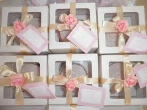 If you don t have time to make the sweets and boxes yourself then