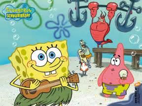 hulu spongbob spongebob squarepants wallpaper 34296491