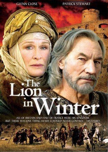 film lion on tv the lion in winter tv movie 2003 imdb