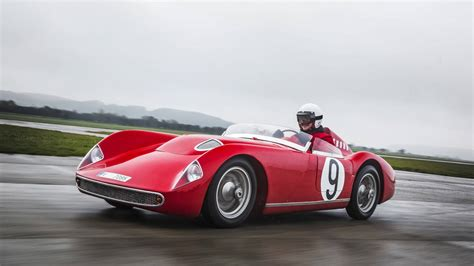 skoda racing skoda remembers 1100 ohc racing car on its 60th birthday