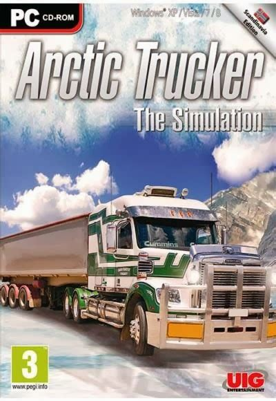 full version simulation games free download arctic trucker the simulation free download game