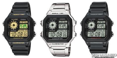 Casio Ae1200 Wd standard jam tangan