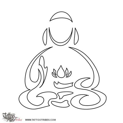 tattoo  meditating buddha perfection tattoo custom tattoo designs  tattootribescom