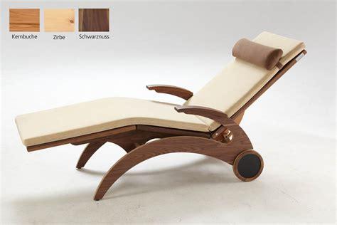 ergonomische liege ergonomische relaxliege holz bvrao