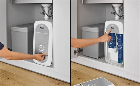 Removing Kitchen Faucet by Grohe Blue Home 31456000 Kitchen Faucet