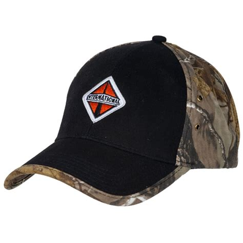 Trucker Hat Zippo Logo 2 In international trucks realtree ap camo camouflage hat