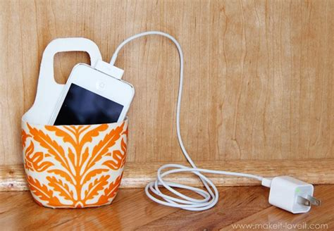 diy phone charging station diy charging station 5 projects bob vila