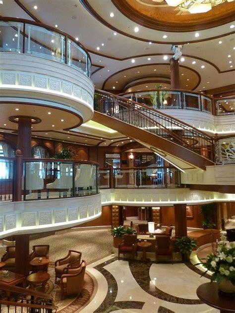 Cruise Ship Interior by Cruise Ship Interiors To Enjoy The Nautical Journey Photofun4ucom
