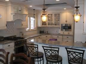 Combined Kitchen And Dining Room by Traditional Elegant Kitchen Dining Room Combination