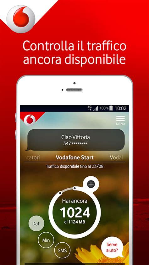 190 mobile vodafone vodafone italia app android su play