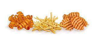merk kentang goreng kemasan beku  enak  indonesia