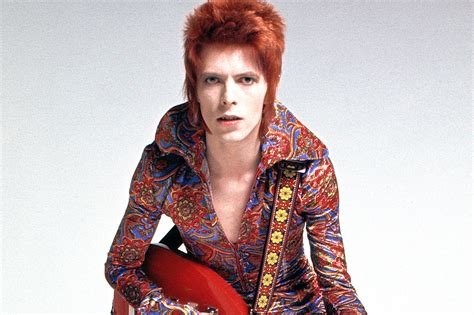 be the david bowie of whatever you do the second city