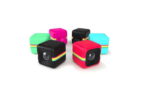 polaroid cube with wifi 187 gadget flow