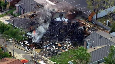 house explosion house quot completely blown up quot explosion shakes riverside neighborhood nbc southern
