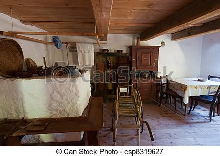 house interior images free picture of old wooden house interior view of interior in an old csp8319627