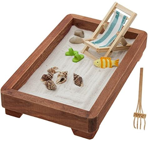 sand garden for desk desktop garden office desk stress relief calm relax