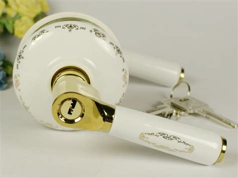 bedroom door locks with key free shipping high quality bathroom key locks door lock