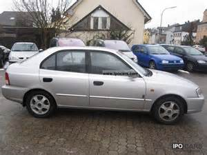 Hyundai Accent Gls Specifications 2002 Hyundai Accent 1 5i Gls Car Photo And Specs
