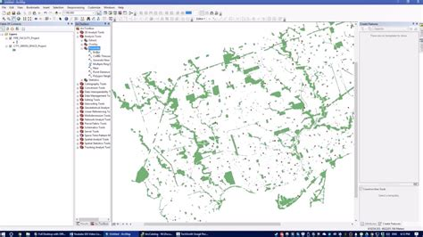 arcgis tutorial basic arcgis basics 4 buffers youtube