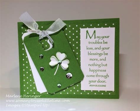 Simon Says St Gift Card - 266 best images about cards st patrick s on pinterest st pats patrick o brian