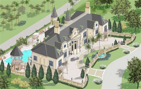 3 story mansion 3 story mansion house plans house plans