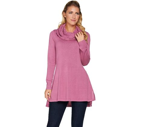 Cheap Dress Isaac Mizrahi For Target Cowl Neck Dress by Isaac Mizrahi Live Sweater Tunic W Cable Knit Cowl Neck