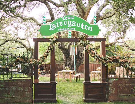 Backyard Oktoberfest by Quot Oktoberfest Quot Backyard Inspired By This