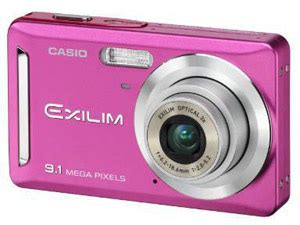 casio exilim ex z19 digital camera pink review