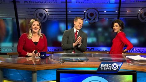 channel 9 news anchors in chattanooga congratulations kmbc anchor to welcome new baby youtube