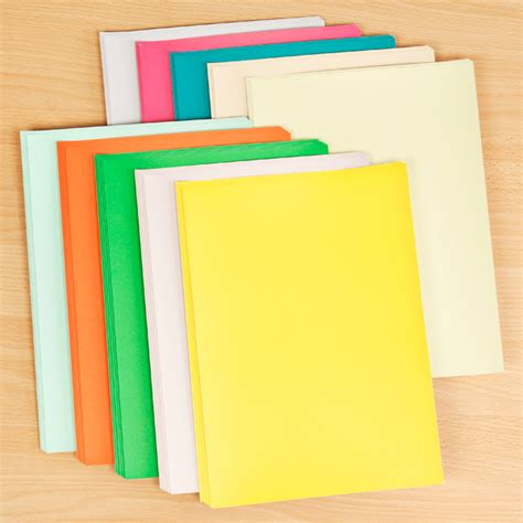 How To Make A4 Pearlescent - create and craft pack of 50 a4 pearlescent card 25 bright