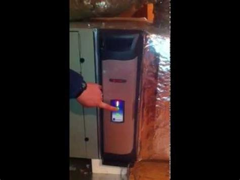 trane clean effects air cleaner maintenance part  youtube