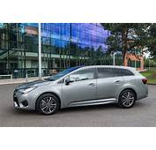 Wagon Cars Images 2016  Toyota Avensis Touring Sports Silver 2017