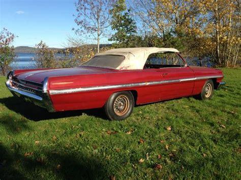 1962 Pontiac Bonneville Convertible For Sale by Find Used 1962 Pontiac Bonneville Convertible Original 4