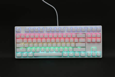 Blue Cooler Adalah ducky one rgb white rgb led tkl pbt mechanical keyboard brown cherry mx