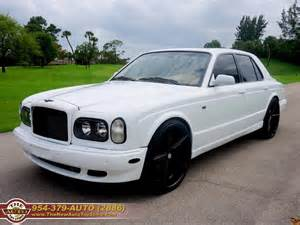 Bentley Arnage 2001 2001 Bentley Arnage Label Custom