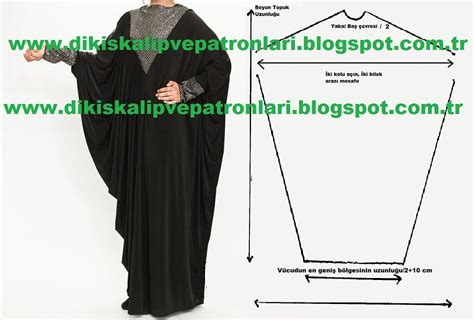 Kaftan Kaftan Ikat Abu Abu tesettur giyim ferace kaftan abaya kalibi ve dikimi