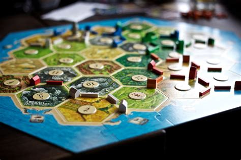 win  settlers  catan board game