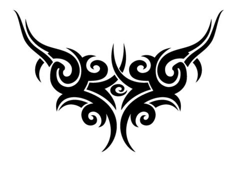 tattoo tribal wings designs vector tribal wings vector free